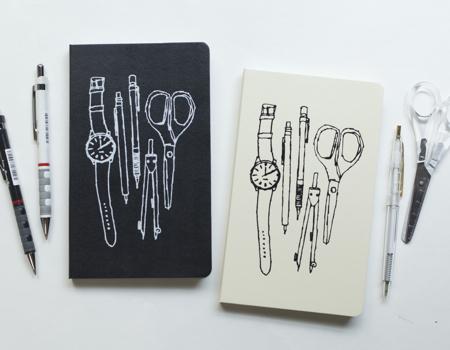 diary-stasionery
